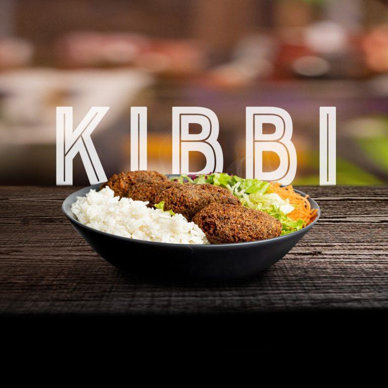 Kibbi vegetariano exclusivo inveja